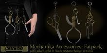 Eclectica 'Mechanika' Belt Accessories- Fatpack