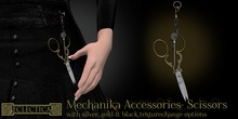 Eclectica Mechanika Glasses (old gold)