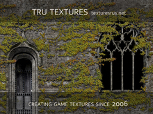 34 Seamless Medieval Castle Church Textures Set Two - 1024 x 1024 Pixels