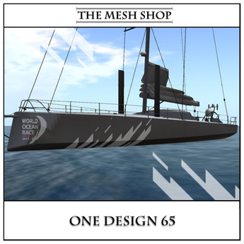 (The Mesh Shop) One Design 65