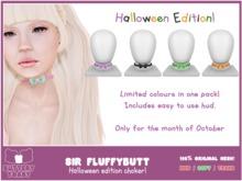 .:Buttery Toast:. Sir Fluffybutt - Halloween limited edition!