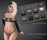 Mute. Absolution Bikini