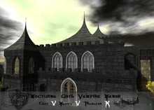 Nocturna Goth / Vampire Manor