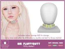 .:Buttery Toast:. Sir Fluffybutt - Yellow  (100% original mesh)