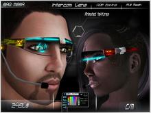 Intercom Lens -Shu Mesh