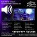 Halloween Sounds - Full Perm Set - 48 Sounds - Includes Random Sound Script and Loop Sound Script