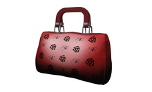 Seth Regan Handbag Red
