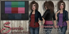 .: Somnia :. Stronios Set 1 {Crated}
