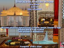'Sherazade' Arab House Full Set auto rez
