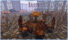 Boudoir Halloween Fall Venue