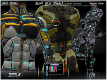 Soft Suit Male -Shu Mesh-