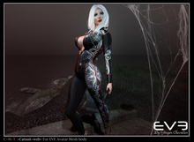 "*!* EVE catsuit web ""for all version Pulpy & Slim """