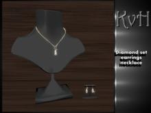 *KvH* Valentine's Diamond set