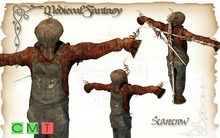 [MF] Mesh scary scarecrow (boxed)