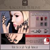 Miamai_LacquerSublime_Witchcraft Armor_SLink Hands Elegant1