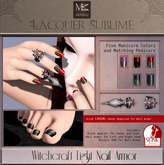Miamai_LacquerSublime_Witchcraft Light Armor_SLink Hands Casual