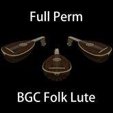 BGC Folk Lute
