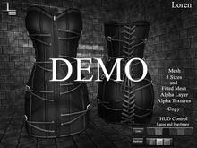DE Designs - Loren - DEMO
