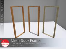 [DD] - FULL PERM  Door Frame