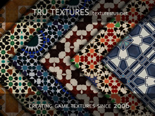 20 Seamless Mediterranean Tile Textures