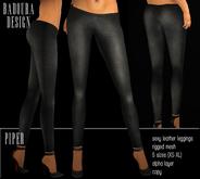 BD-Piper Leather Leggings Mesh Demo