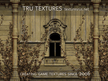 40 Victorian Themed Seamless House Textures Collection - 1024 x 1024 Pixels