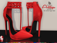 *REZ*Bens Boutique - Adilyn Pumps All Colors - Slink High
