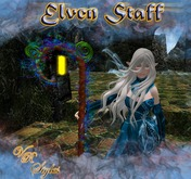 *VR* Elven Staff with Particles