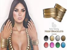Bens Beauty - Hoop Mesh Bracelets