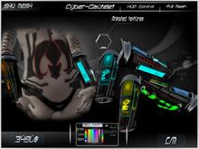 Cyber-Gauntlets -Shu Mesh-