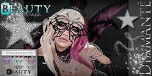 :Diamante: Beauty - Butterfly Mask