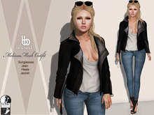 Bens Boutique - Spring Outfit MELISSA %100 mesh