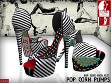 Pop Corn Pumps