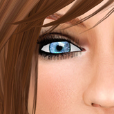 UNISEX Light Blue Eyes