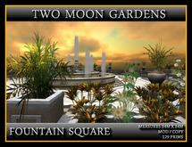 FOUNTAIN SQUARE* - Landscaped Garden