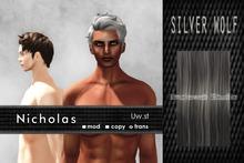 Uw.st   Nicholas-Hair  Silver wolf