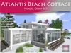 MOCO Emporium ~ Atlantis Mesh Beach Cottage Low Li = 66 House Only