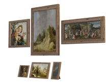 -ADI- Wall & Table Picture Frames - Full Perm