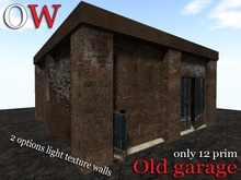OW Old garage