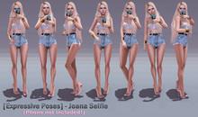 [Expressive Poses] - Joana Selfie