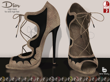 Bens Boutique - Dior High Heels All Colors - Slink High