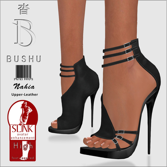 Bushu Nahia Black