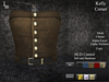 DE Designs - Kelly Corset - Old Leather