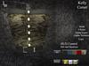 DE Designs - Kelly Corset - Snake