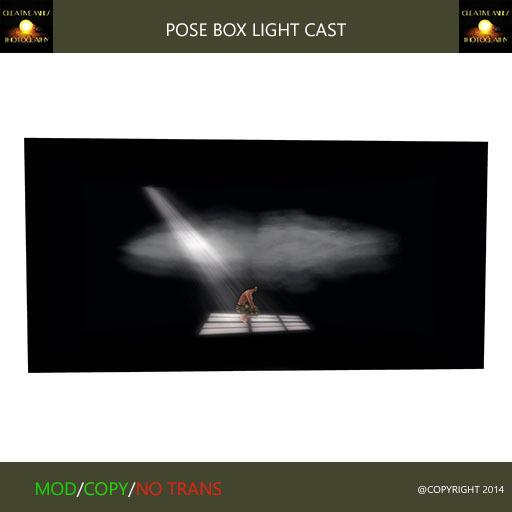Light Beam Shadow box