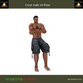 CROST MALE SIT-Pose