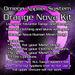 Omega System Kit - Orange Nova