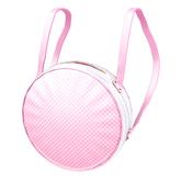 Amala - The Cece Backpack - Pink & White Polka Dot