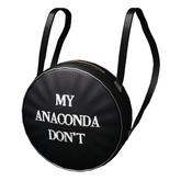 Amala - The Cece Backpack - My Anaconda Don't