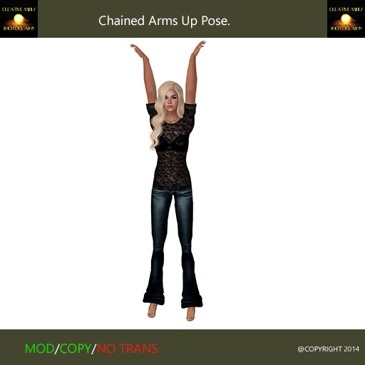 Chained Arms up